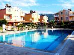 Kusadasi Villa With Shared Half Olympic Pool