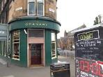 One of the many pubs in Shawlands