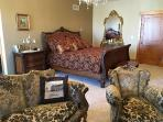 The European Suite $105 per night
