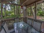 Gazebo/Outside Dining