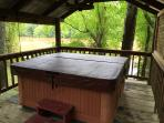 Hot Tub available for an additional fee!