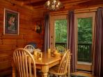 Cozy Dining and Wonderful Details