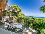 Niulani Beachfront Home, Oceanfront Property in the Heart of Kapaa Town