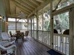 Outdoor Living At It's Best, Large Screen Porch!