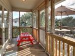 Great Screen Porch, Two at the House!