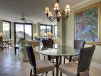 Dining and Living Area, Great Beach Atmosphere!