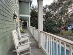 Grab a Rocking Chair on the Back Deck