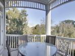 Main Deck, Outdoor Dining With A View
