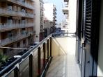 Vista porto di Milazzo