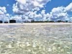 Clear Naples beaches!