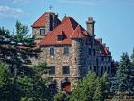 Another Castle, Singer Castle, 10 miles away