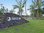 Entrance to Turtle Bay