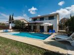 Annastel Villa in Kissonerga, Coral Bay, Paphos