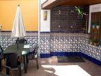 patio zona de aguas duchas exteriores 3 und.