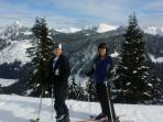 Skiing is great at nearby Stevens Pass!