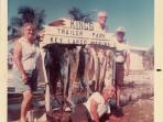 1960's Fishing Picture