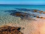 'Le Maldive del Salento' - spiaggia di Pescoluse