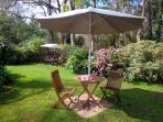 table jardin-tonnelle