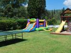 Domionoes Hotel Apartment - Children's Play Area