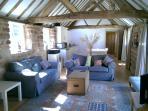 Internal shot of living area