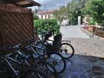 Biciclette ad uso gratuito e esclusivo