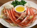 All you can eat crab legs buffets 22 mins away-casinos