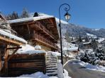 La Grange au Merle - Luxury Catered Chalet, Chatel. Sleeps 10-13.