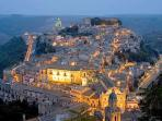 L'incantevole Ragusa Ibla