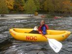 Kayak the Nantahala