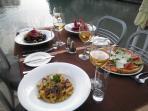 dining in Xlendi