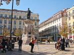 Camões square- where is your apartment