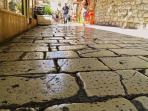 Split, street