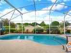 Private Pool Area! Get the pool heated during the cold months for fee!