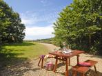 North Pembrokeshire Holiday cottage - gardens