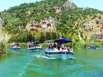 Dalyan boat trips