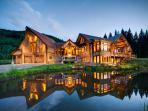 Colvin Ranch House, complete mountain luxury in Crested Butte