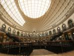 The Corn Exchange is a stunning Grade 1 full of shops and restaurants.