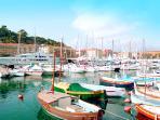 Nice - port