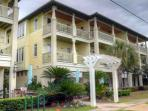 Grand Isle and the Beautiful Shops and Restaurants you can enjoy while staying at Sundunes #204