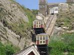 Funicular railway Hastings