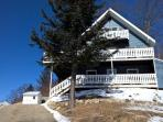 Gorgeous large chalet with breathless view! Sleeps 12