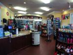 Convenience Store at Clubhouse