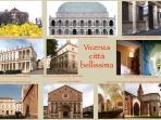 Vicenza città del Palladio, di Palazzi, di Chiese e di Musei