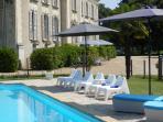 Pool side La Mothaye