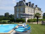 Chateau La Mothaye in the beautiful Loire Valley - B&B and Gites