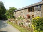Caradoc Cottage. Quality 2 bedroom cottage nestling in the South Shropshire Hills