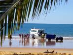 Mojito - Take the Water Taxi to Dunk Island for the day