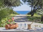Anemos beachfront,€ 115/day