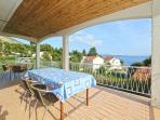 Apartment located in a lovely bay Ivan Dolac.