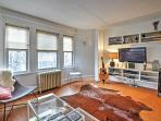 Come see what's in store for you at this Brooklyn vacation rental apartment.